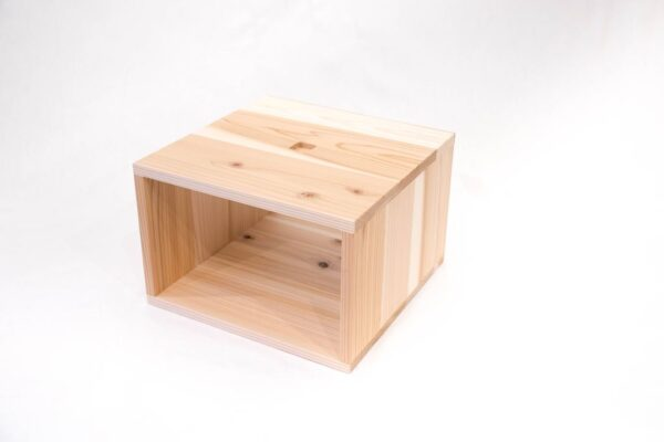 もくわく 収納家具 シンプル 小